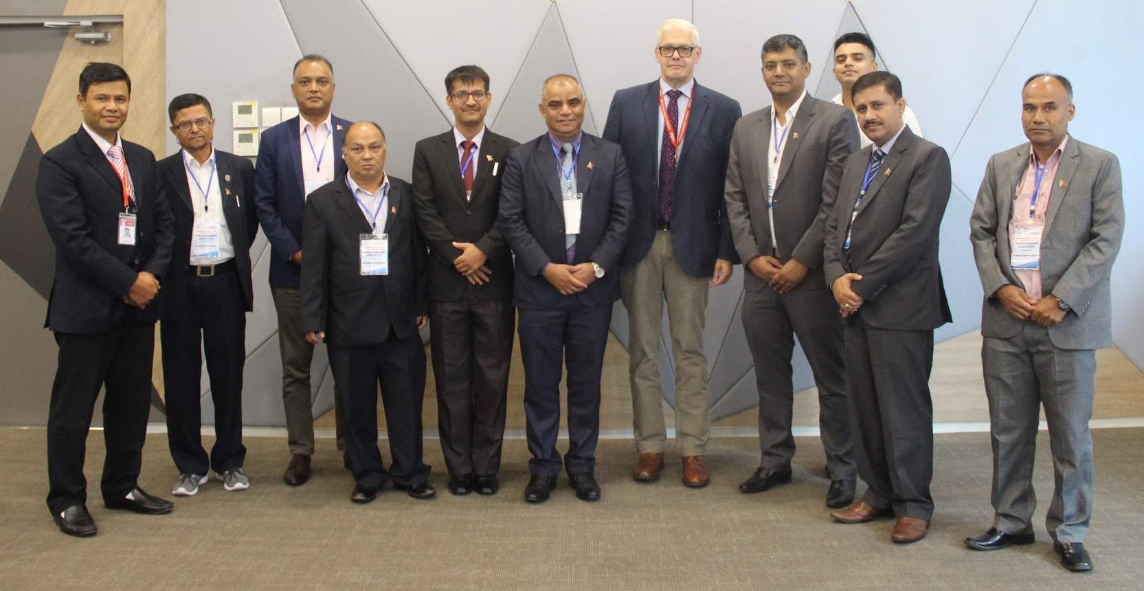 International Training and Study Visit on Leadership and Managementfor Bank Executives 9-11 September 2019, Hanoi, Vietnam